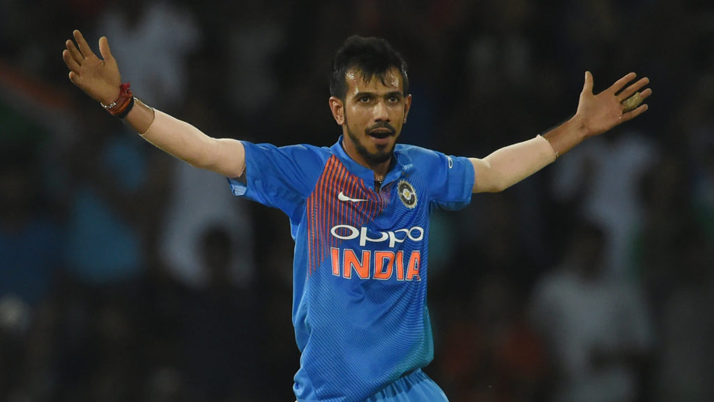 Chahal has been Bangalore's best bowler so far this season
