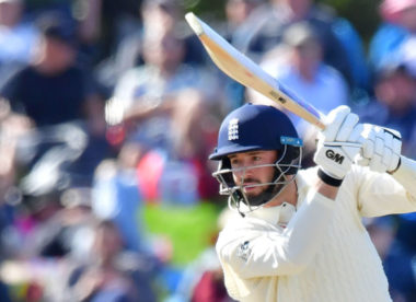 Vince makes brisk 75 on County Championship opening day