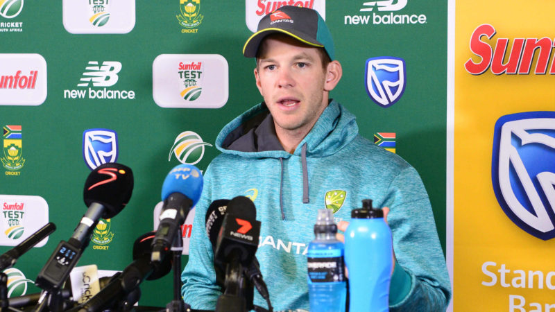 "Tim Paine has stressed on the need to ""change the way we play"""