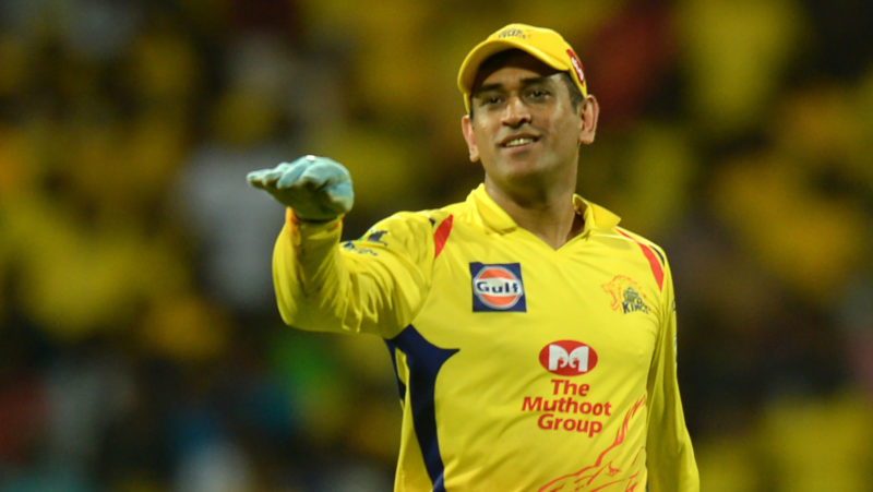 MS Dhoni hit 79 not out in 44 balls to almost take Chennai to victory
