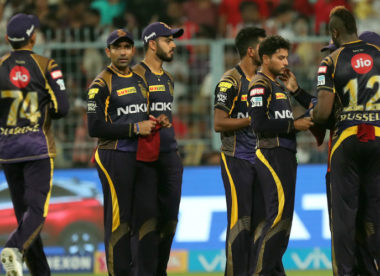 'Wrist spinners are doing the job for KKR' — Dinesh Karthik