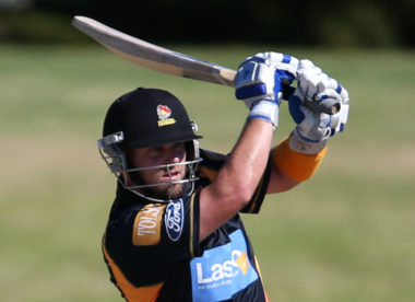 Michael Papps finishes up after two decades of scoring runs