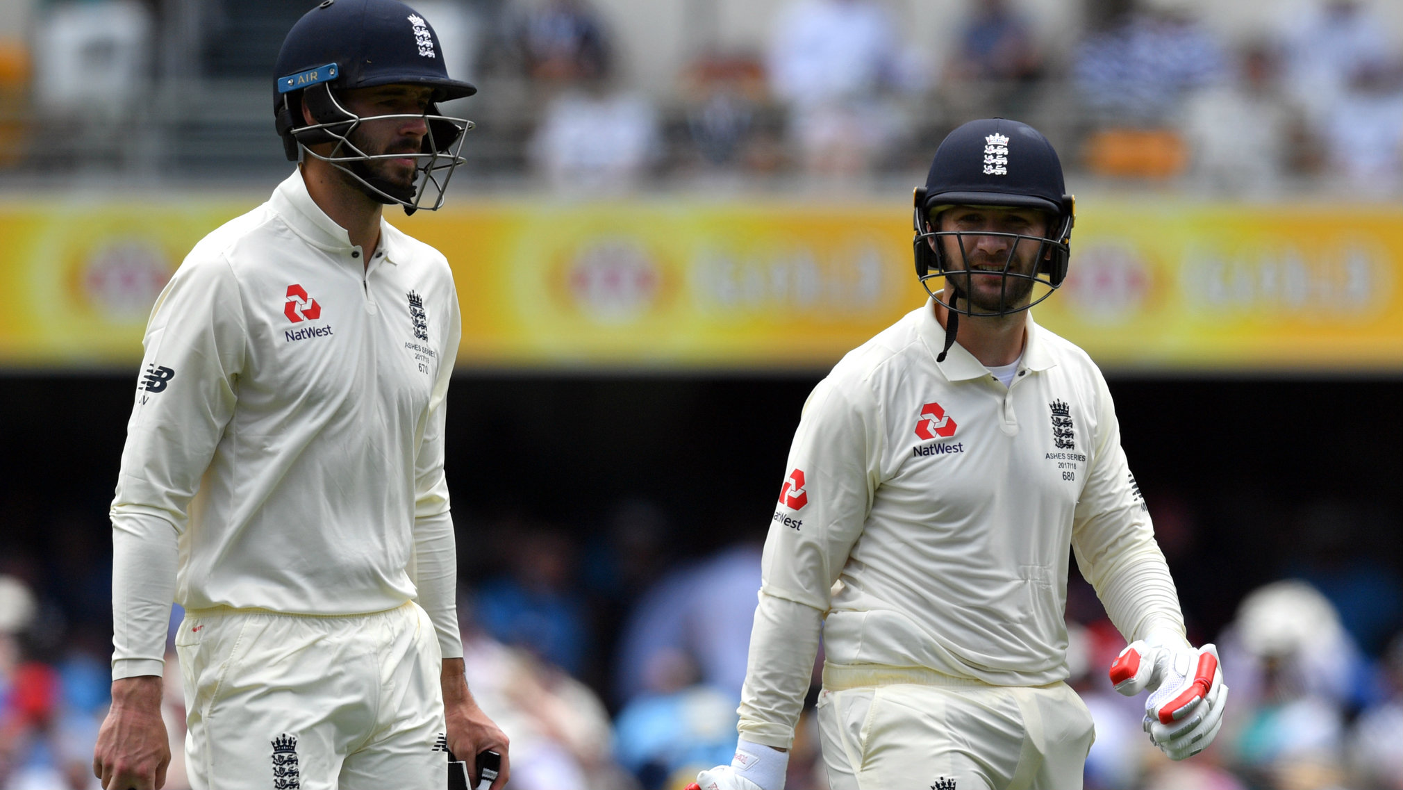 <em> Mark Stoneman and James Vince have averaged 30.17 and 24.90 respectively in Test cricket. </em>