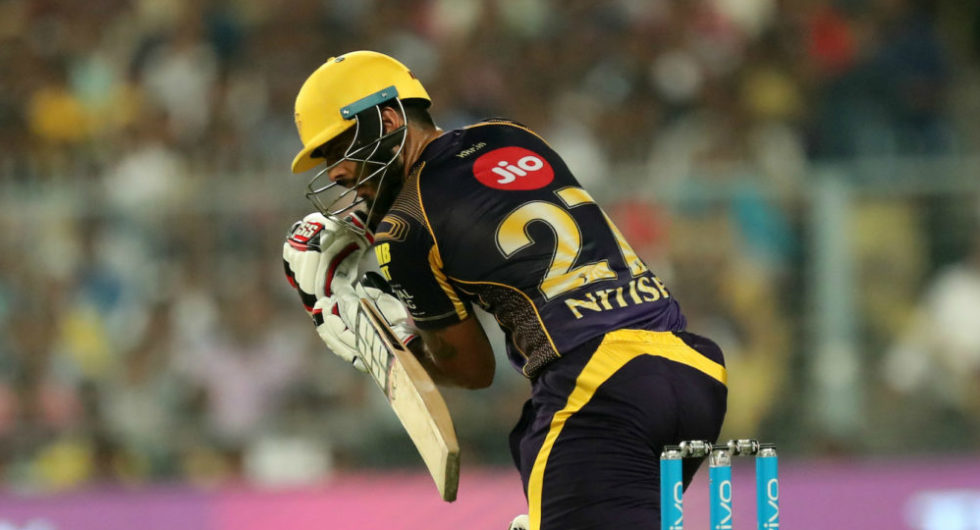 With Bat And Ball Young Nitish Rana Is Making A Splash