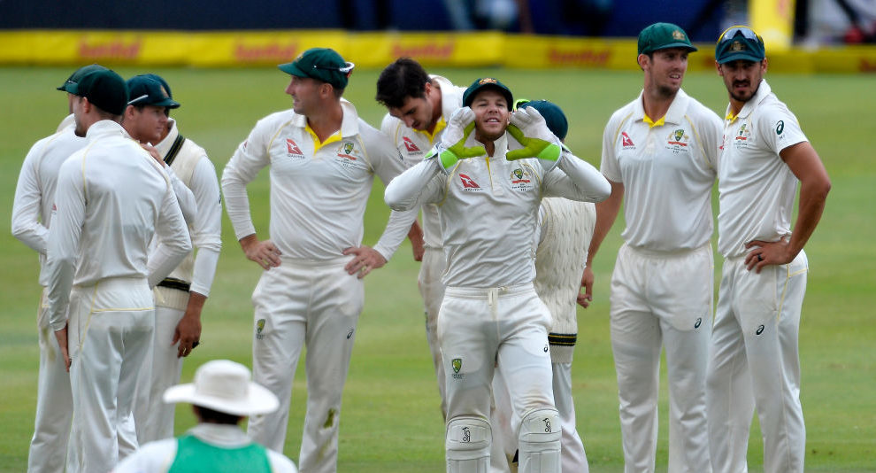 Image result for australia test squad 2018