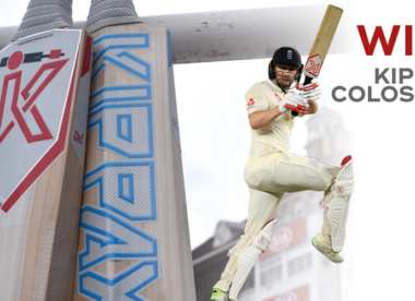 Win! Kippax Colossus cricket bat
