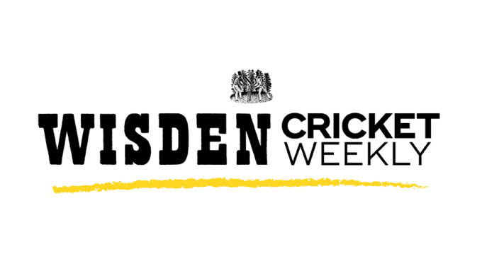 Sign up to Wisden Cricket Weekly