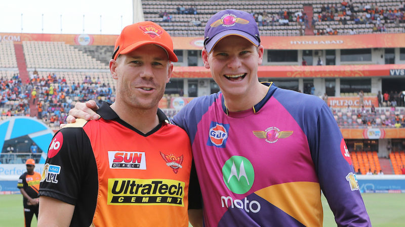 Smith and Warner lost their IPL contracts following the ball-tampering incident