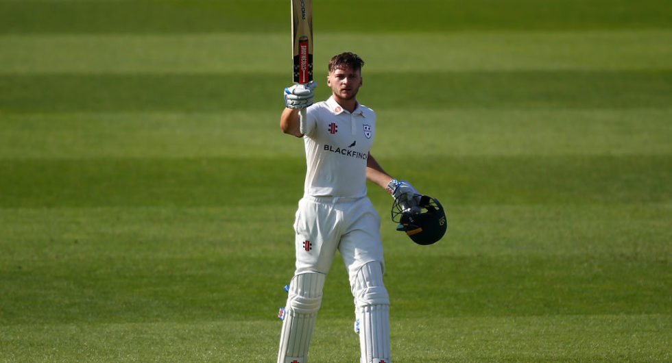 Joe Clarke England Worcestershire