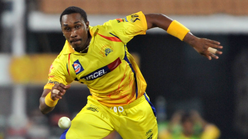 Dwayne Bravo is one of ten 30-plus cricketers in the Chennai side