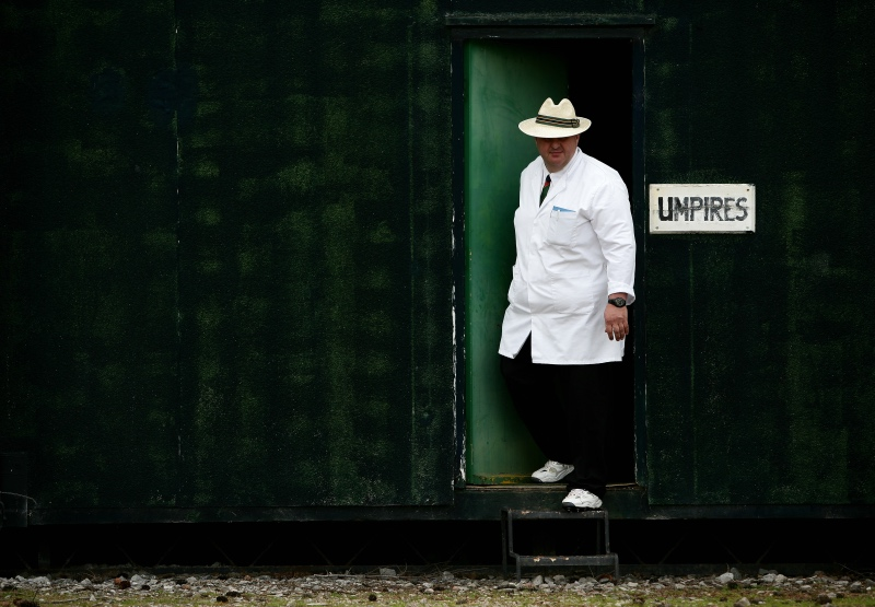 Club Cricket Umpire