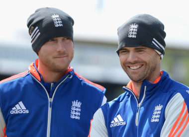 'We've had our dust-ups' – Anderson and Broad on 10 years at the top