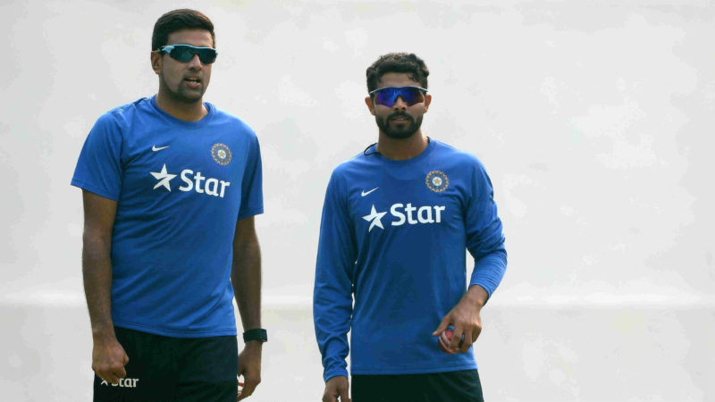 Ashwin and Jadeja have been left out of the Indian limited-overs teams again