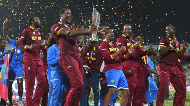 Carlos Brathwaite will lead the T20 world champions at Lords