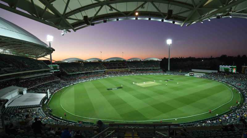 Adelaide has hosted day/night Tests in each of the last three years