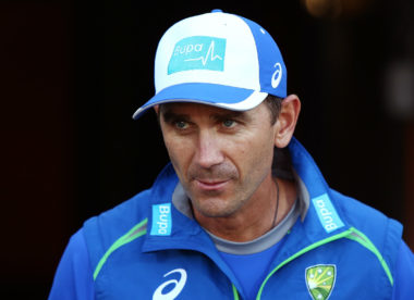 'Expecting to cop plenty from England's crowd and media' — Justin Langer