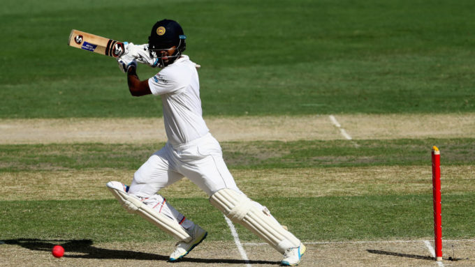 Karunaratne named Sri Lanka captain for World Cup