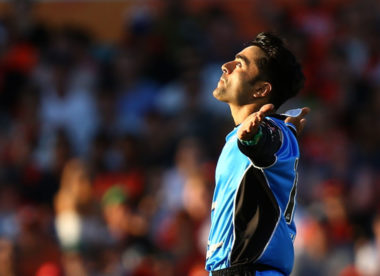 Rashid Khan: 'My seven brothers bowl leg-spin naturally'