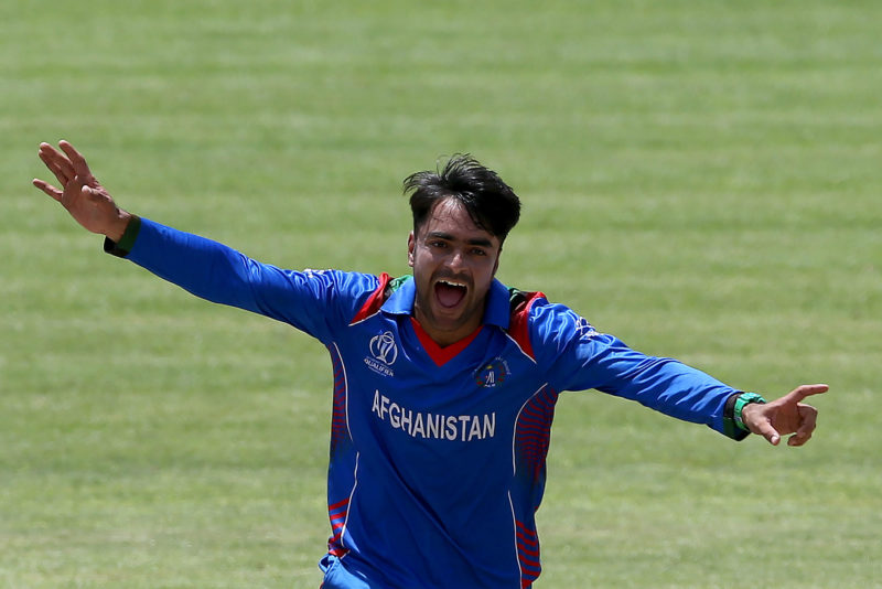 Rashid Khan has been a threat to Ireland across formats