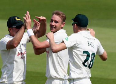 Football fantasy game win pushes Ashes 8-for close, says Stuart Broad