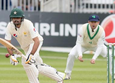 Ireland lose inaugural Test despite Pakistan wobble
