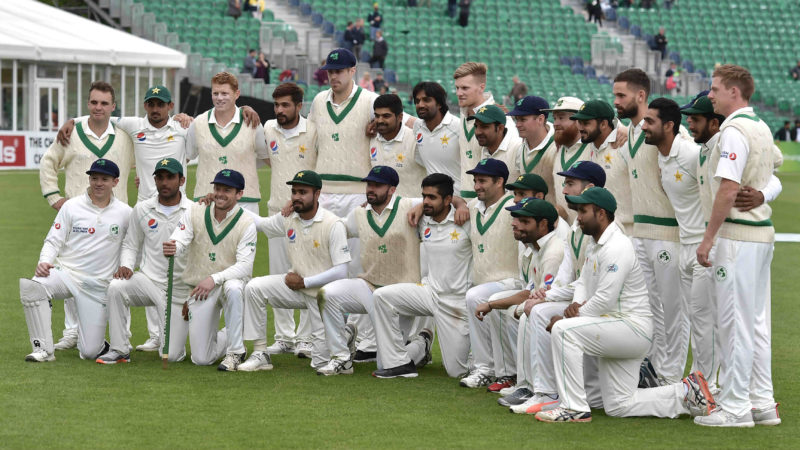 Pakistan won the one-off Test against Ireland by five wickets