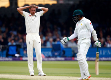 England right to leave me out – Broad
