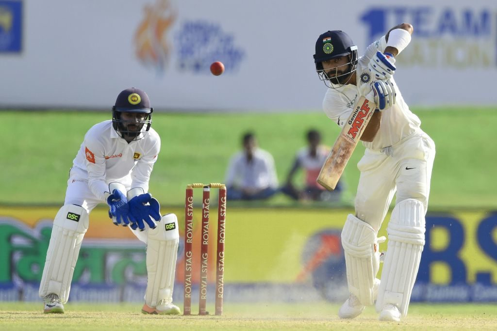 The pitch for the Sri Lanka-India Galle Test was allegedly doctored for a high first-innings total