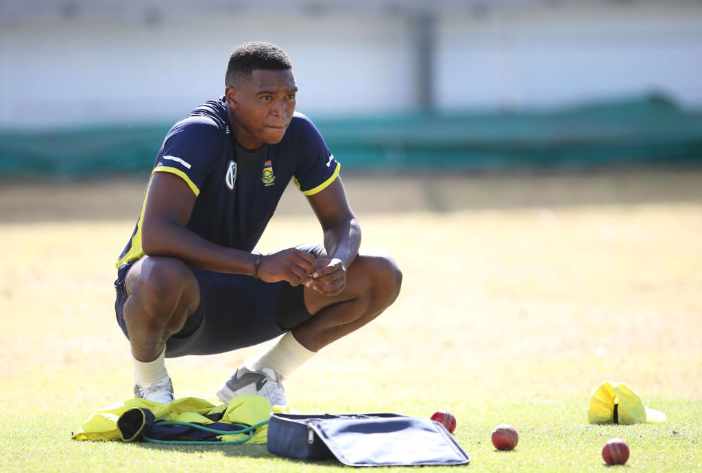 Lungi Ngidi returned magical figures of 4-10 against Punjab