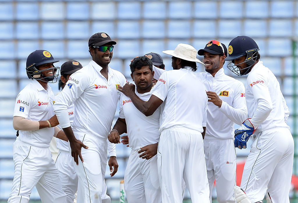 Sri Lanka beat Australia by 229 runs in Galle, bowling them out for 106 and 183