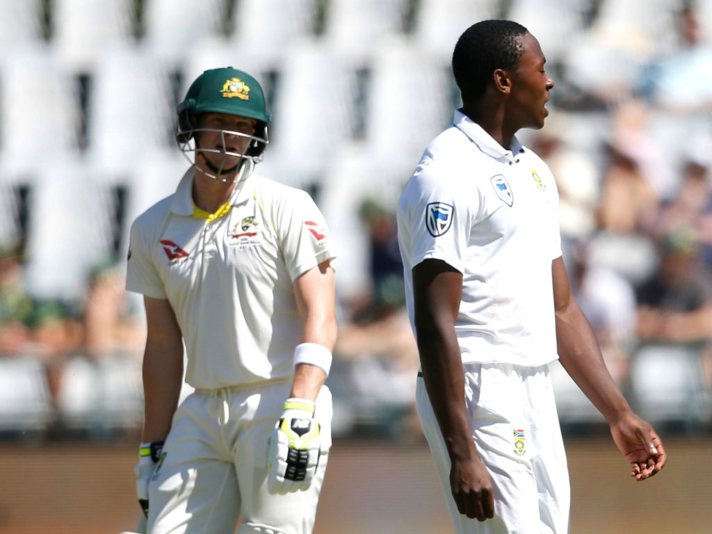 Australias recent tour of South Africa was an incident-filled affair