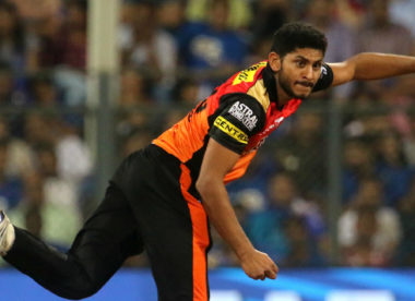 Basil Thampi, and the most expensive spell in IPL history