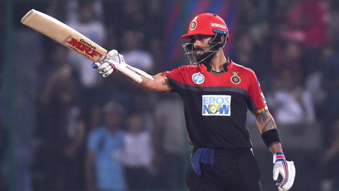 Kohli picks 2016 IPL ton against Kings XI Punjab as 'most fun innings'