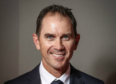 Justin Langer named new Australia head coach