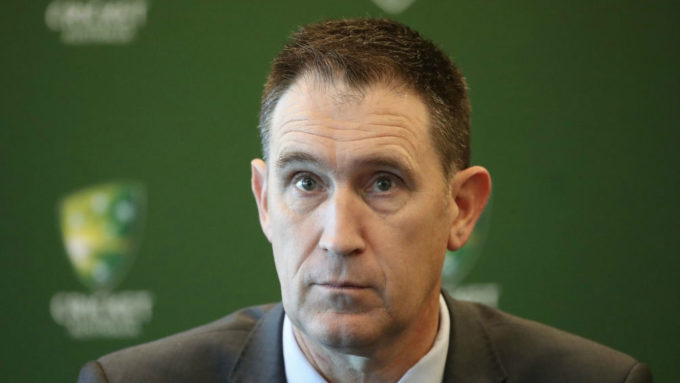 James Sutherland stands down as Cricket Australia CEO