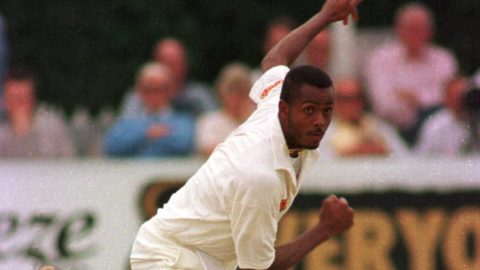 County cricket's greatest overseas players: Gloucestershire
