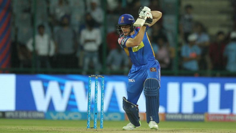 Buttler was playing in the IPL for Rajasthan Royals when he earned a Test recall