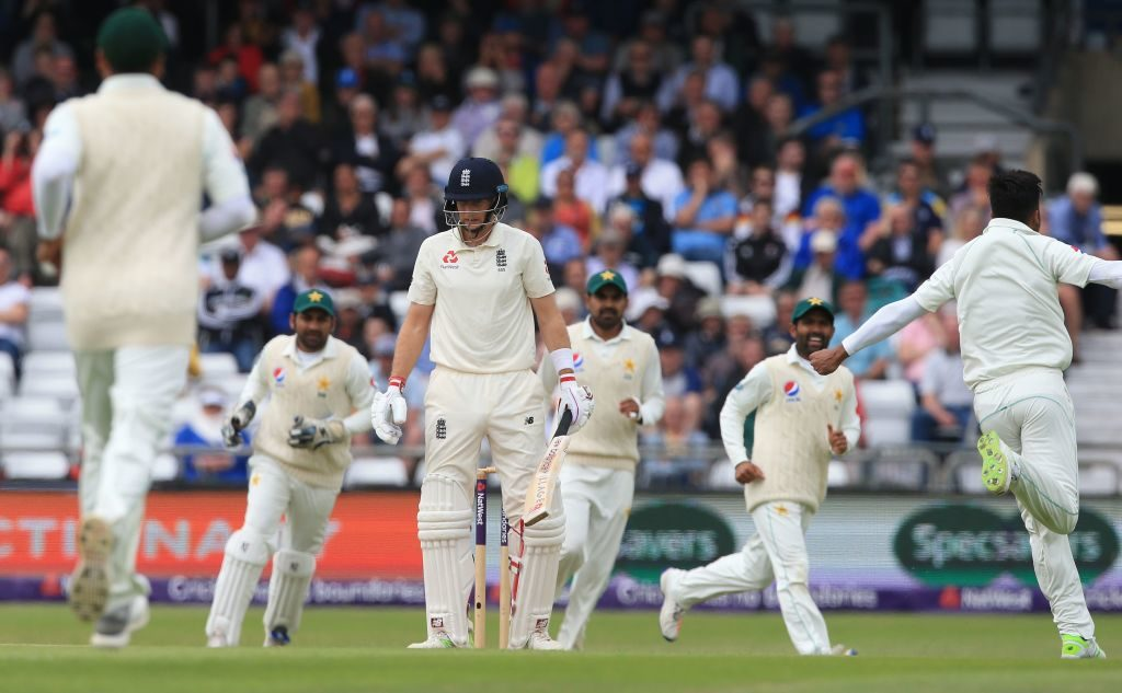 England lost the Lords Test to Pakistan, and fought back to draw the series 1-1