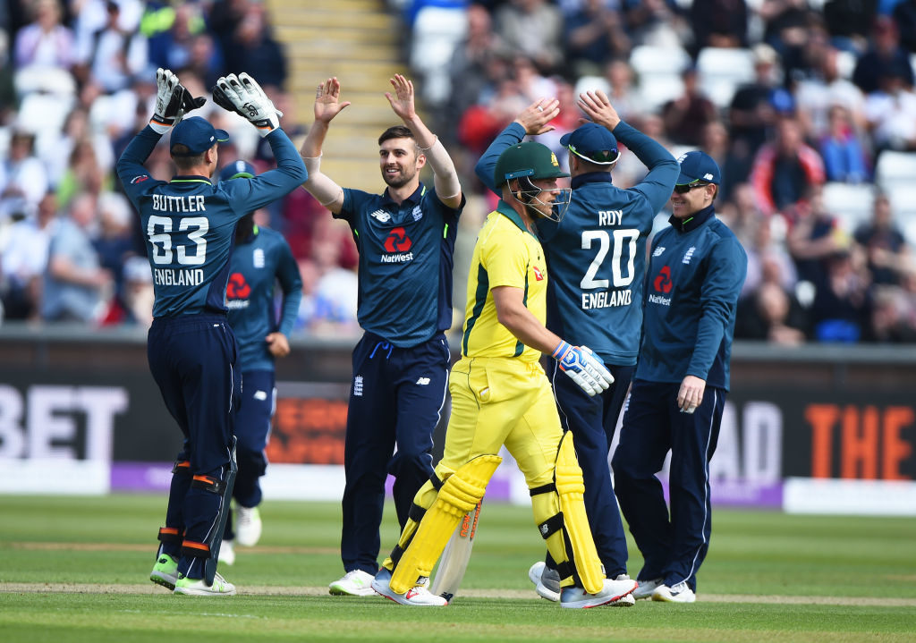 England hammered Australia 5-0 in the ODI series