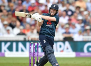 'A day to be proud of' – Eoin Morgan after Australia massacre