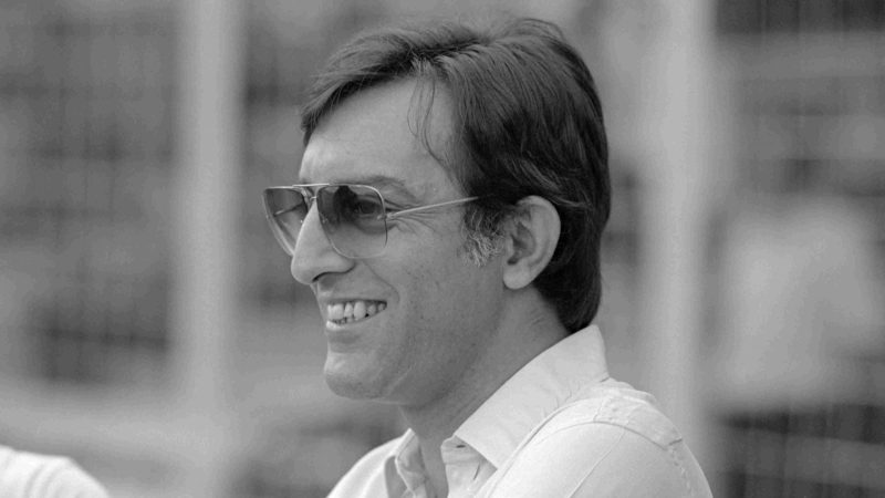 Pataudi was one of India's greatest Test captains and a hugely respected figure in the sport