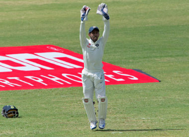 Wriddhiman Saha doubtful for Afghanistan Test