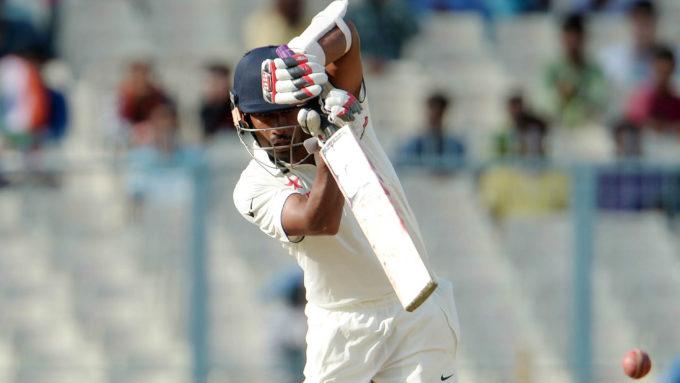 Injured Wriddhiman Saha out, Dinesh Karthik in for Afghanistan Test