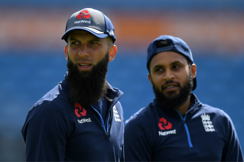 With 12 wickets apiece, Moeen Ali and Adil Rashid finished as highest wicket-takers in the series