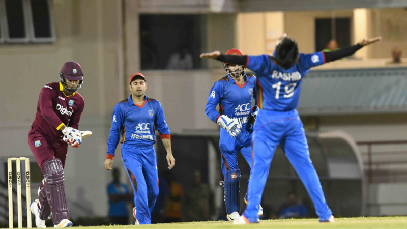 To their natural swagger, Afghanistan have added a layer of precision – or at least an intent of it