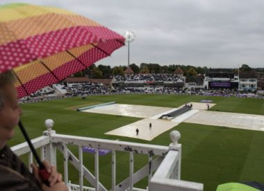 How cricket groundsmen are dealing with climate change
