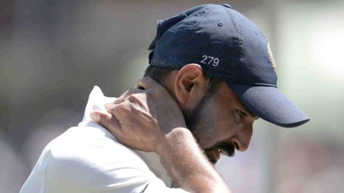 Navdeep Saini replaces Mohammed Shami for Afghanistan Test