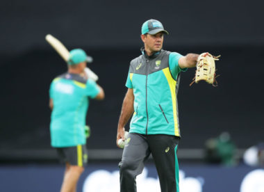 Ponting joins Australia coaching staff