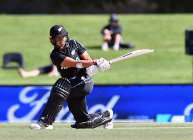 New Zealand women hit ODI record 490