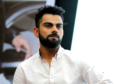 Kohli: 'We'll be so comfortable, we won't even feel like we're playing away'